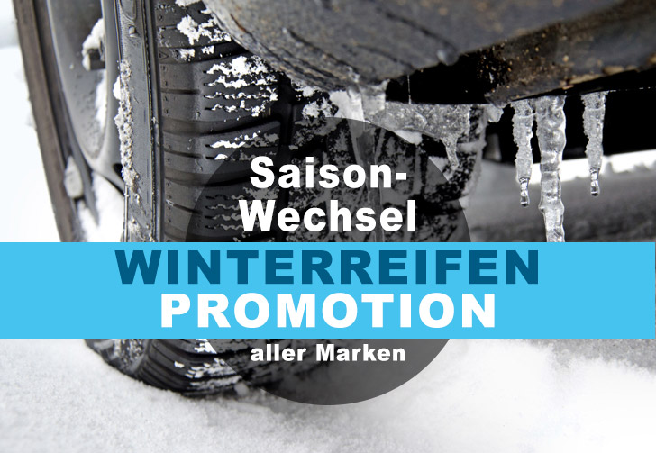 winterreifen promotion DE